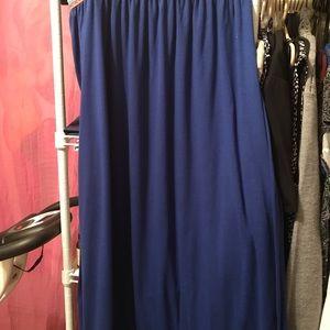 Dresses & Skirts - Women's No Boundaries Maxi skirt size XL purple